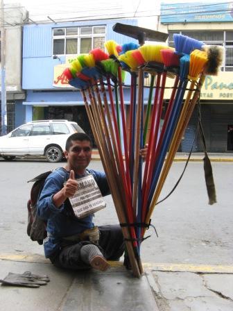 'El ultimo macho del Peru'